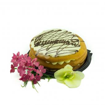 Торт сметанный Бабушкин