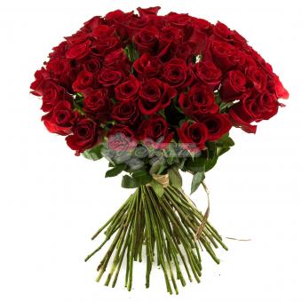 Букет из 125 роз