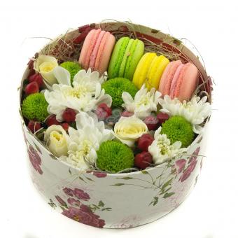 Кругляк со сладостями