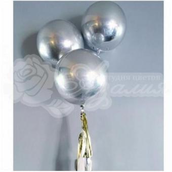Фонтан из шаров «3 Д Сферы»
